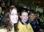 Von links nach rechts: Sarah, Lauren, Randy