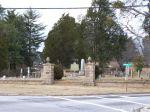 Ein alter Friedhof