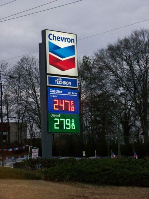 Diesel ist teurer als Benzin