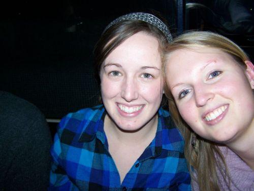 Sarah und ich