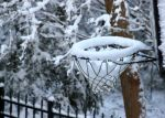 Unser Basketballkorb