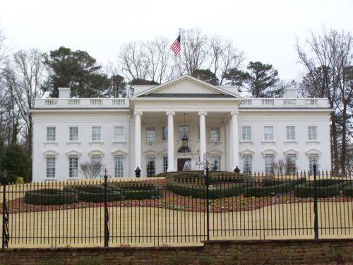 The White House in Atlanta