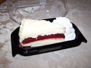 Stefanie's Ultimate Red Velvet Cake Cheesecake™