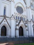 Eine für Amerika verhältnismäßg alte Kirche aus dem frühen 19. Jhd.