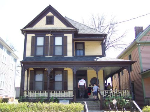 Martin Luther King jr.'s Geburtshaus