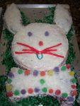 Den Kuchen hat Lauren gemacht (mit unserer kreativen Hilfe;-))