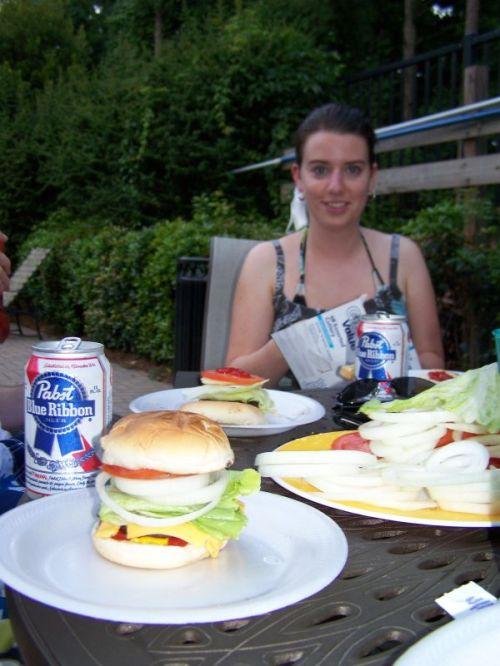 Mhm, Burger