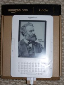Mein Amazon Kindle