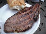 Das ist mal ein großes Steak