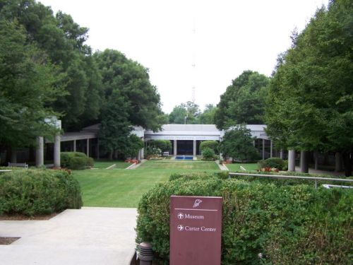 Das Jimmy Carter Center