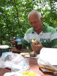 Ein Bierchen zum Picknick