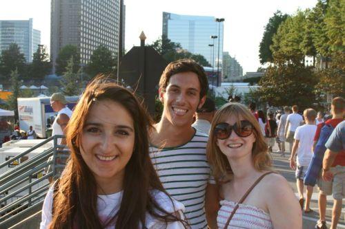 Laleh, Clément & Anita