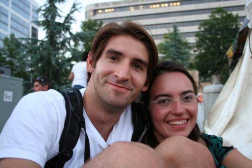 Christopher und Erika