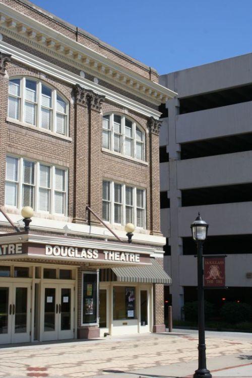 Eins der vielen Theater
