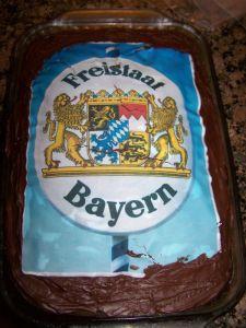 Bayerischer Kuchen
