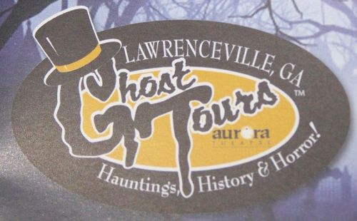 Ghost Tours in Lawrenceville, GA