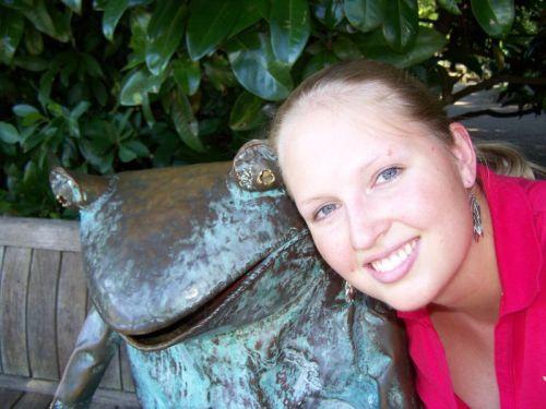 Der Frosch und ich
