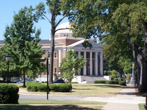 Campus Gebäude