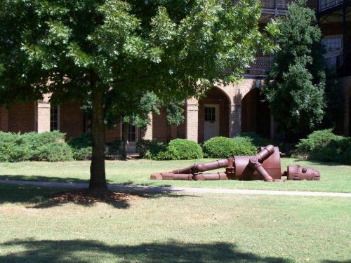 Vor dem Kunstgebäude