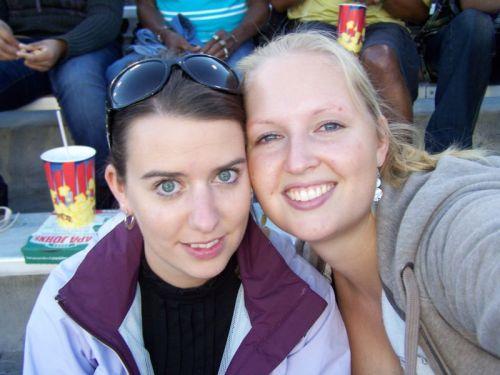 Zwei hübsche Damen ;-)