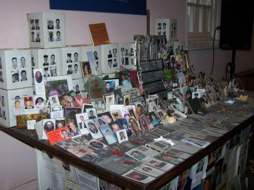 Gedenkstätte für die Opfer vom 11. September