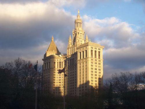 Das Rathaus von New York