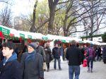 Weihnachtspark am Central Park