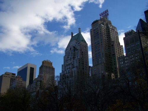 Skyline am Central Park