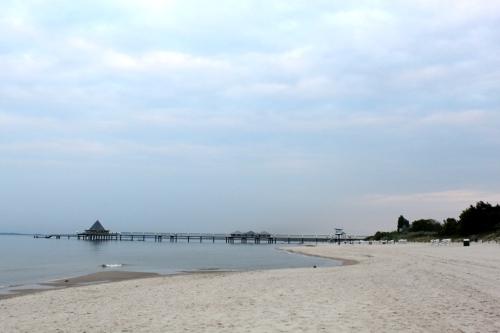 Die Seebrücke von Heringsdorf